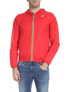 K-way - Reversible Jacques Plus jacket in red