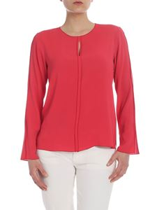 Her Shirt - Aiden blouse in red