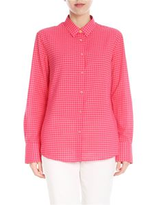 PS by Paul Smith - Pink and fuchsia checked shirt