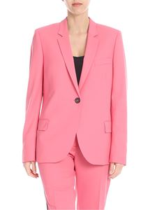 PS by Paul Smith - Light wool jacket in pink