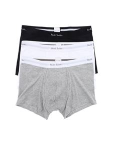 Paul Smith - Three Pack boxer with elastic logo