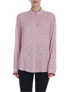 PS by Paul Smith - Pink shirt with stars pattern