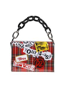 Dsquared2 - Scottish handbag with applied patches