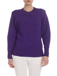 Isabel Marant Étoile - Zino pullover in purple
