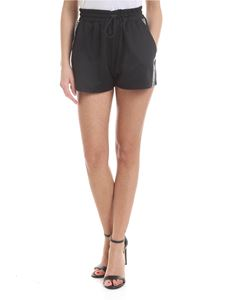 Red Valentino - Follow Me Now shorts in black