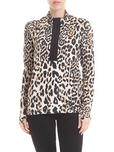Paco Rabanne - Sweater with animal print