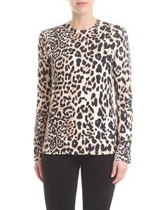 Paco Rabanne - T-shirt with animalier pattern