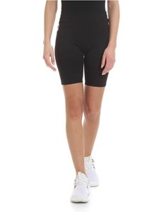 Paco Rabanne - Shorts in black viscose