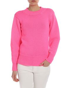 Isabel Marant Étoile - Zino pullover in fluo pink