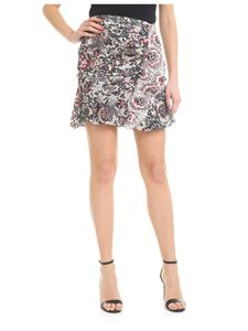 Isabel Marant Étoile - Loz skirt with floral pattern