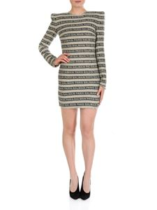 Balmain - Striped Balmain dress in linen