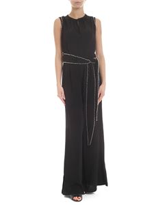 Pinko - Accaldato jumpsuit in black