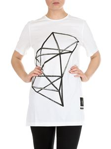 Rick Owens - Level t-shirt in white