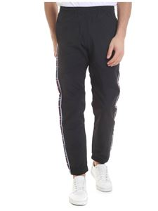 Champion - Trousers with Champion bands