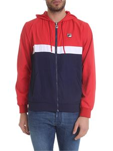 Fila - Blue white and red Ambrose jacket