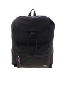 PS by Paul Smith - Backpack in black technical fabric