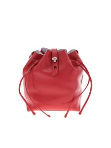 Hogan - Patent leather bag in red