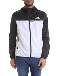 The North Face - White and black jacket Rage Collection