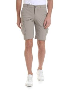 RRD Roberto Ricci Designs - Beige shorts with pockets