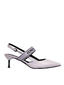 Kendall + Kylie - Keeley pumps in white