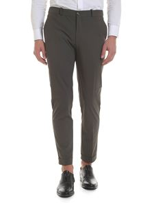 RRD Roberto Ricci Designs - Green trousers with logo detail