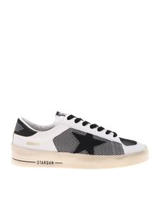 Golden Goose Deluxe Brand - Sneakers Stardan bianche e nere