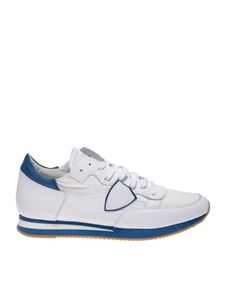 Philippe Model - Tropez L sneaker in white