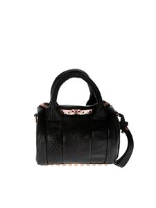 Alexander Wang - Mini Rockie handbag in black