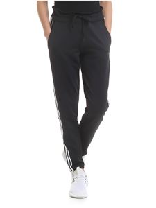 Adidas - Pantalone Design 2 Move 3-Stripes nero