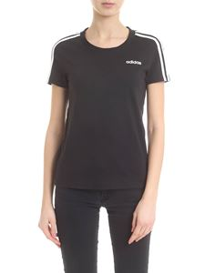 Adidas - Black E 3S Slim T-shirt