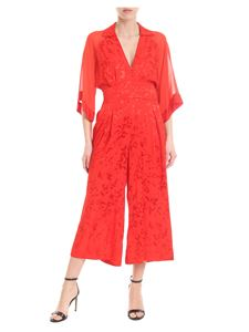 Pinko - Red Patriarca jumpsuit