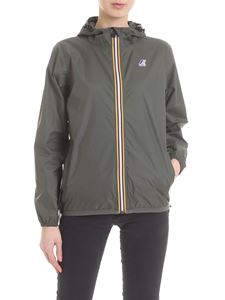 K-way - Green Le Avrai Jacket 3.0 Claudette jacket
