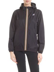 K-way - Black Le Avrai 3.0 Claudette jacket