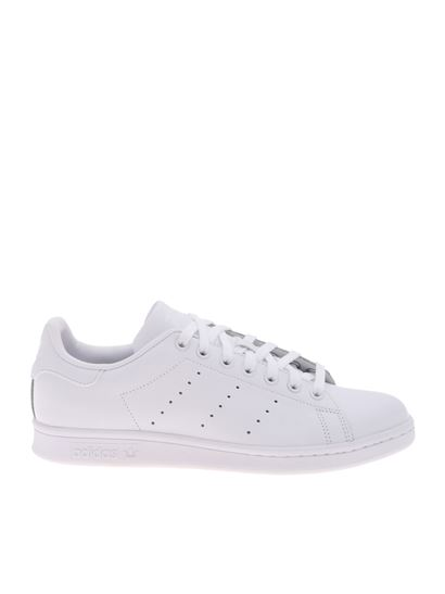 cheap for discount 1fa0b 84320 Adidas Originals Stan Smith sneakers in white