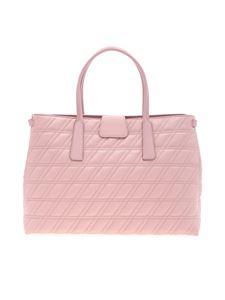 Zanellato - Duo Metropolitan M shoulder bag in pink - Zeta Line