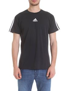 Adidas - MH 3S t-shirt in black