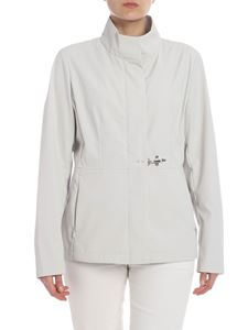 Fay - Ice-colored technical fabric jacket