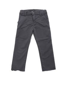 DOU UOD - Glasgow pants in charcoal grey