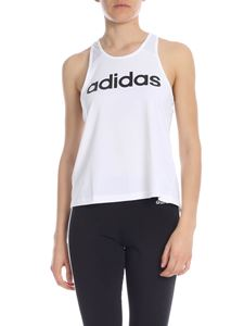 Adidas - Top Design 2 Move Logo bianco