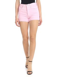 Levi's - Shorts in denim rosa