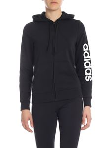 Adidas - Essentials Linear sweatshirt in black