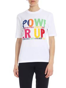 Tommy Hilfiger - Power Up T-shirt in white