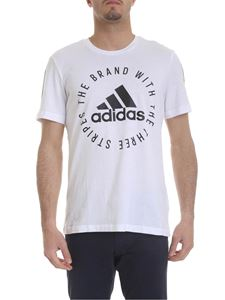 Adidas - Sid Tee T-shirt in white