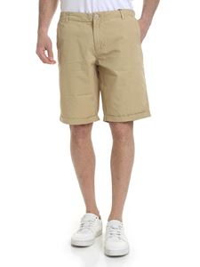 Woolrich - Classic Twill shorts in beige