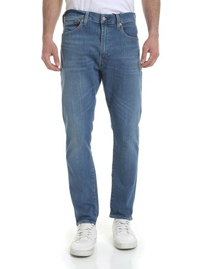 512 Azzurro Slim Tapered Jeans Levi's 9IE2DH