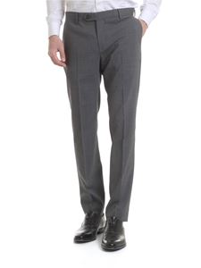 Be Able - Alexander trousers in melange grey