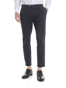 Be Able - Alexander Shorter trousers in dark blue