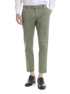 Be Able - Alexander Shorter trousers in army green