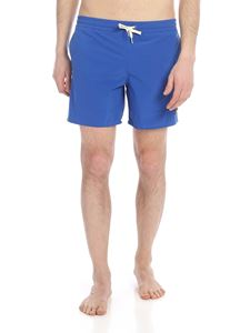 Colmar - Bright blue boxer swimsuit