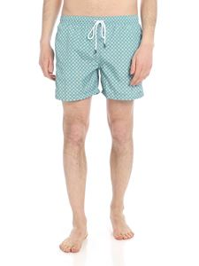 Fedeli - Madeira Airstop swimsuit in green